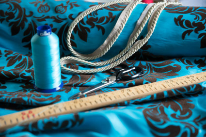 Sewing of curtains services