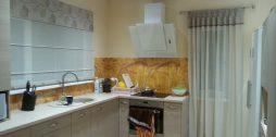 virtuves aizkari un žalūzijas