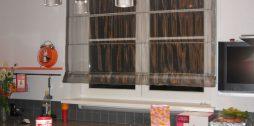 paceļamie virtuves aizkari