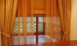 Кабинетные, или офисные, шторы для повышения работоспособности