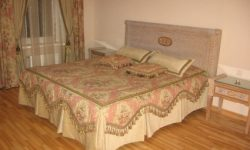 Individually designed bedspreads