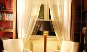 Curtains for hotels and guest houses
