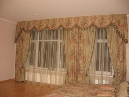 elegant dark night curtains