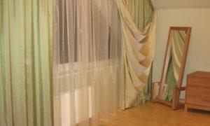 шторы на нестандартные окна: эркеры, полуэркеры, аркеры