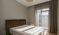 Современный стиль штор для спальни