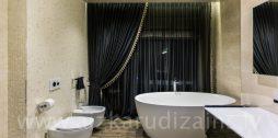 vannas istabas aizkaru dizains