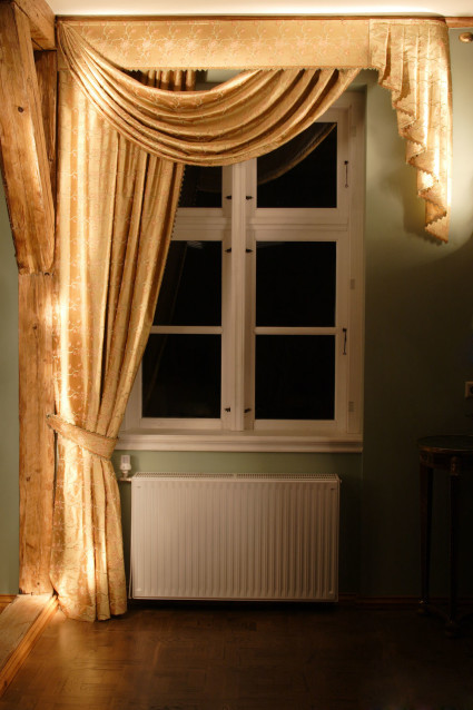 Individual Curtain Design Ideas
