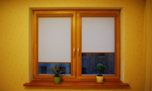 Cassette roller blinds are designed for installing on wood, plastic and aluminium windows and doors