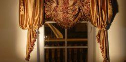 Австрийские жалюзи - дизайн, пошив, изготовление.