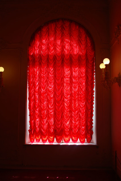 wonderful french blinds