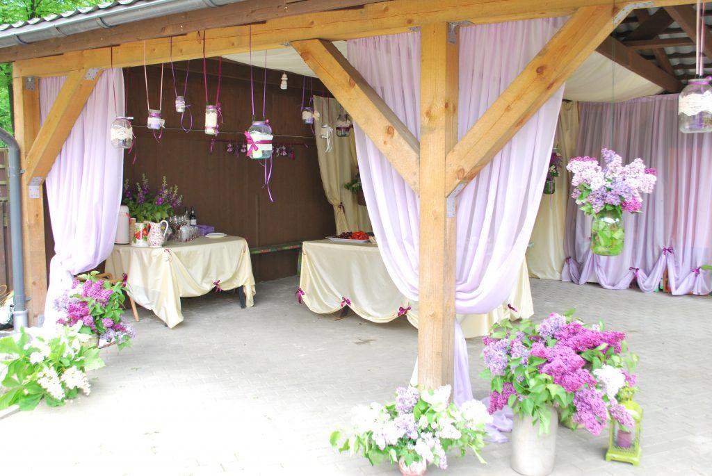 Террасные шторы – стильно или практично?