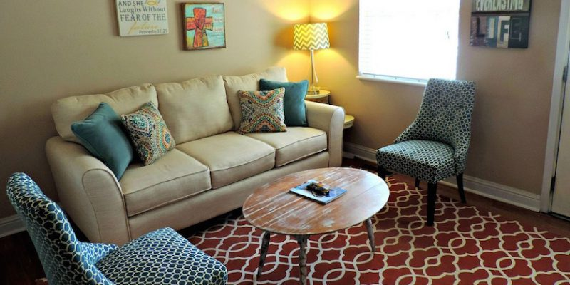 Ideas for the use of decorative cushions in the interior