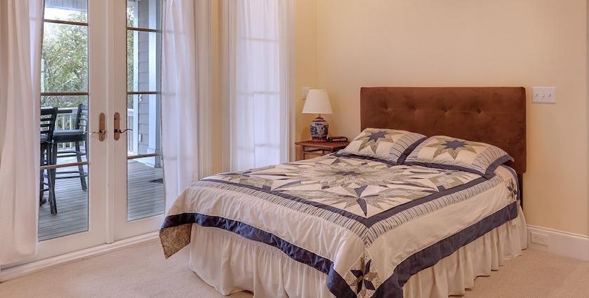 Guļamistabas gultas pārklājs