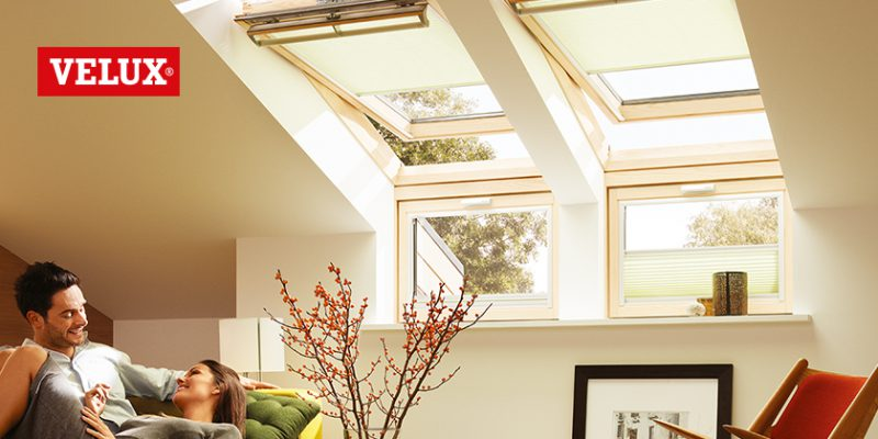 VELUX blinds, shutters and sunshades